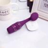 Водонепроницаемые женщины Зарядка и потепление Силиконовый вибратор G-spot Вибратор Stick Massager Sex Toy (цвет: фиолетовый) костюм le frivole costumes костюм