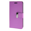 MOONCASE чехол для Samsung Galaxy Core 2 II Duos G355H Flip Leather Wallet Card Slot Bracket Back Cover Purple mooncase чехол для samsung galaxy core 2 ii duos g355h flip leather wallet card slot bracket back cover green