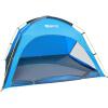 Гималайские наружные 3-4 человека палатки много людей пляжные пляжные палатки пикник досуг путешествие двойные палатки для рыбалки HT9161 синий морской бриз