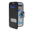 MOONCASE View Window Leather Side Flip Pouch Hard board Shell Back чехол для Samsung Galaxy Note 2 N7100 Black mooncase view window leather side flip pouch hard board shell back чехол для samsung galaxy note i9220 black