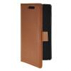 MOONCASE Slim Leather Flip Wallet Card Pouch with Kickstand Shell Back ЧЕХОЛДЛЯ HTC Desire 700 Brown мобильный телефон htc desire 516 htc 516 core 5 0 1 4 5mp gps wifi
