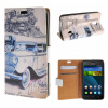 MOONCASE Huawei Ascend Y635 ЧЕХОЛ ДЛЯ Flip Wallet Card Slot Stand Leather Folio Pouch /a18 boxwave huawei g6310 bamboo natural panel stand premium bamboo real wood stand for your huawei g6310 small