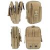 Открытый Тактические Пояс чемоданчик кошелек Спорт Отдых Туризм сумка