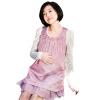 Octmami противорадиационная одежда для беременных женщин L розовый joyncleon противорадиационная одежда для беременных женщин xl jcm98102