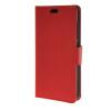 MOONCASE Simple Leather Flip Wallet Card Slot Stand Back чехол для Huawei Ascend Y520 Red mooncase flip leather wallet card slot stand back чехол для huawei ascend y625 red