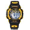 Санкт сто скота (PASNEW) Детский часы моды плавание водонепроницаемый многофункциональные спортивные часы детский электронный желтый PSE-239B электронный таймер часы для кухни белый