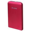 IT-директор L-600 USB3.0 мобильного картридж жесткого диска для привода коробки корпуса ноутбука 2,5 дюйма SATA HDD / SSD SSD алюминиевого корпус красных hdd для ноутбука