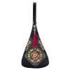 Китайский стиль крупных женщин сумки цветок этнических вышитые сумки ручной работы вышитые сумки женщин сумки посыльного плеча сумки бренда мужские сумки