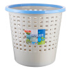 [Супермаркет] Длинные Шида LONGSTAR Jingdong пластик мусорка мусора моды бочки для здоровья корка L-150 синий