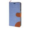 MOONCASE Samsung Galaxy Примечание 5 чехол Джинсовая Слот карты Кожаный флип Бумажник Кронштейн обложка чехол синий mooncase samsung galaxy примечание 5 чехол джинсовая слот карты кожаный флип бумажник кронштейн обложка чехол hotpink