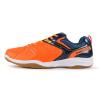 Hyde HEAD бадминтон обувь демпфирование противоскользящая износостойкая дышащая мужская обувь 1695 флуоресцентная оранжевая темно-синяя 40 ярдов oasis plump 5296 40 темно синяя