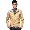 (MSEK) JK3216 мода случайные корейской версии куртки куртки куртки мужские куртки Хаки XXL куртки