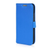 MOONCASE High quality Leather Wallet Flip Card Slot Pouch Stand Shell Back ЧЕХОЛ ДЛЯ HTC One Mini 2 M8 Mini Blue wallet leather pouch for iphone 6s 6 samsung e5 htc m8 size 144 x 75mm blue bowknot