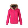 КТ&ХФ женщин зима Осень молния Сгущает капюшоном пальто женщин Верхняя одежда Повседневная Спортивная одежда для женщин