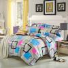 Новогодняя скидка комплект спального постельного белья пододеяльник простынь наволочк(и) односпальное двуспальное евро (не включено одеяло) скидка
