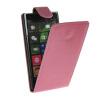 MOONCASE Smooth skin Leather Bottom Flip Pouch чехол для Nokia Lumia 830 Hot pink nokia lumia 830 for nokia lumia 830