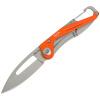 Бак (BUCK) Нож Баркера Открытый нож на открытом воздухе Карманный складной нож Открытый кемпинг Нож 0818ORS-B Оранжевый