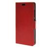 MOONCASE Smooth PU Leather Flip Wallet Card Slot Bracket Back чехол для Huawei Ascend Y520 Red mooncase smooth pu leather flip wallet card slot bracket back чехол для huawei ascend y635 red