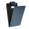 MOONCASE Smooth skin Leather Bottom Flip Pouch чехол для Nokia Lumia 730 Blue mooncase smooth skin leather bottom flip pouch чехол для nokia lumia 830 black