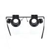 Очки Тип 20X Часы Ремонт Лупа со светодиодной подсветкой