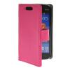 все цены на MOONCASE Slim Leather Flip Card Pouch with Kickstand Shell Back ЧЕХОЛДЛЯ Samsung Galaxy Trend Lite S7390 S7392 Hot pink онлайн