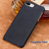 Чехол из натуральной кожи для iPhone 7 8 Plus Case Crazy Horse Leather Back Cover для X 6 6S Plus Case чехол apple leather case для iphone 6 6s plus