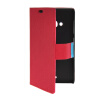 MOONCASE Slim Leather Side Flip Wallet Card Slot Pouch with Kickstand Shell Back чехол для Nokia Lumia 535 Red mooncase slim leather side flip wallet card slot pouch with kickstand shell back чехол для nokia lumia 535 white