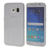 MOONCASE чехол для Samsung Galaxy S6 Edge Flexible Soft Gel TPU Silicone Skin Slim Durable With Card Slot Cover Clear slim clear cover for samsung galaxy s6 edge black