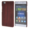 MOONCASE Wooden style Hard Rubber Shell Back чехол для Cover Huawei Ascend P8 Lite красный huawei p8 lite