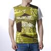 Мужская одежда для печати с коротким рукавом мужская одежда для спорта