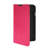 MOONCASE Slim Leather Side Flip Wallet Card Slot Pouch Stand Shell Back ЧЕХОЛДЛЯ LG F70 Hot pink