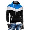 Zogaa новая весна мужские Толстовки Пуловеры Тонкий Спорт пуловеры