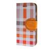 MOONCASE сетке кожа держатель карты Чехол с Kickstand чехол для Apple IPhone 6 (4,7 дюйма) Желтый iphone 6 4 7 дюйма в москве