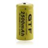 Новый 3,7 2500mAh TR16340 литий-ионная аккумуляторная батарея для светодиодный фонарик 1 2 4 10шт 3 7 1000mah cr123a 16340 литий ионная аккумуляторная батарея фонарик