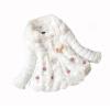 Девочка искусственного меха Пальто и пиджаки Перл теплый флис зимой участник куртка детский зимний комбинезон
