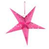 пентаграмма абажур документ звезда фонарь висит звезда красочные декорации