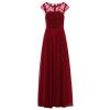 CAZDZY вечернее платье с молнией в пол нaливной пол в тaмбове