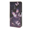 MOONCASE Butterfly style Leather Side Flip Wallet Card Slot Stand Pouch чехол для Sony Xperia Z4 Compact (Mini) a13 чехол для sony xperia z4 compact deppa air case red