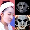 Силиконовые Повторное Водонепроницаемый Маска красоты для лица увлажняющий для листового маска Обложка маска для лица