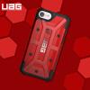 UAG Apple iPhone8 / iPhone7 Anti-Fall Mobile Shell / Обложка Diamond Series 4.7 дюйма Китай Красный uag iphone7 4 7 дюйма падение сопротивления mobile shell чехол для apple iphone7 iphone6s iphone6 отличает серию благородный красный