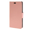 MOONCASE Smooth PU Leather Flip Wallet Card Slot Bracket Back чехол для Sony Xperia Z4 Compact ( Mini ) Pink mooncase smooth pu leather flip wallet card slot bracket back чехол для sony xperia e4 red