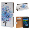 MOONCASE Huawei Ascend Y635 ЧЕХОЛДЛЯ Flip Wallet Card Slot Stand Leather Folio Pouch /a20 boxwave huawei g6310 bamboo natural panel stand premium bamboo real wood stand for your huawei g6310 small