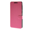 MOONCASE Ultra thin matte surface Leather Wallet Flip Card Slot Holster Pouch Stand Back чехол для HTC Desire 626 Hot pink mooncase ultra thin matte surface leather wallet flip card slot holster pouch stand back чехол для htc one m9 hot pink