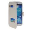 все цены на MOONCASE View Window Leather Side Flip Pouch Stand Shell Back ЧЕХОЛДЛЯ Samsung Galaxy S4 I9500 White