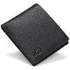 PTU Мужские кошельки Короткие карманы Деньги Патроны Кремы Бизнес Повседневные брюки PZP0001-6B Черный