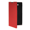 MOONCASE Slim Leather Side Flip Wallet Card Slot Pouch with Kickstand Shell Back чехол для Motorola Moto Maxx XT1225 Red mooncase slim leather side flip wallet card slot pouch with kickstand shell back чехол для samsung galaxy a7 beige