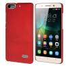 MOONCASE Huawei 4C Футляр Прорезиненные Резина Вернуться чехол для Huawei Honor 4C красный commax wi 4c в ногинске