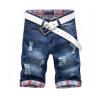 CT&HF Мужчины прямые Отверстие джинсовые брюки