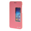 MOONCASE Huawei Honor 6 чехол Тонкий окна Посмотреть Design Флип кожаный чехол Кронштейн Вернуться обложки Розовый чехол