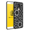 Goowiiz Модный телефонный чехол для Xiaomi Redmi 4X / Note 4 / Note 4X 3D Relief Flower Ultrathin Soft TPU Полная защи велосипед для 4x